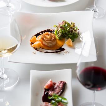 《お料理重視の方へ》人気レストラン無料ランチ試食×チャペル見学フェア