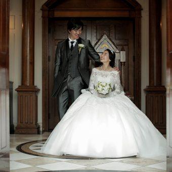 <教会式>少人数でのご結婚式